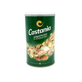 Assortiment de fruits à coques / super extra nuts - Castania - pot 450g
