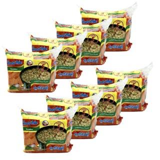 Nouilles/Noodles instantanées saveur poulet - Indomie - carton 40 sachets 70g