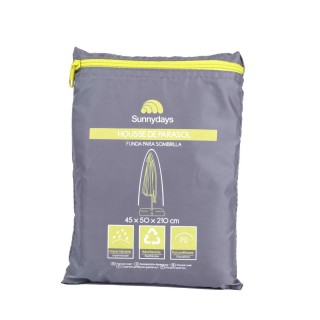 Housse de protection pour parasol - 45 x 210 x 50 cm.