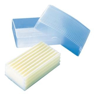 Lot 2x Savon détachant avec boîte à savon - 1 pièce