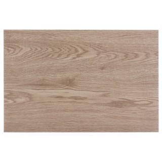 Lot 6x Set de table design bois Authentic - L. 30 x l. 45 cm - Pin