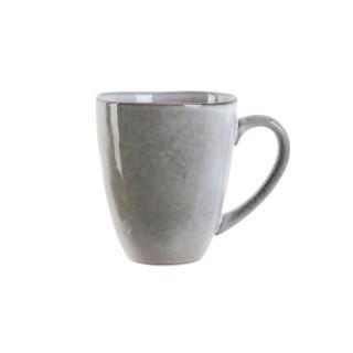 Lot 2x Mug design Au gré du temps - 300 ml - Gris