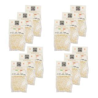 Lot 12x Risotto aux 4 fromages - paquet 250g