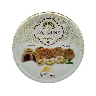 """Assortiment biscuits secs """"Nawachif"""" - Zaitoune - 500g"""