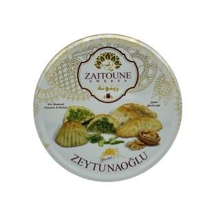 Assortiment maamoul aux pistaches et noix - Zaitoune - 500g