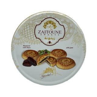 Maamoul aux dattes et pistaches - Zaitoune - 500g