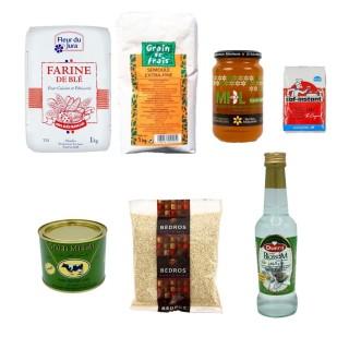 Kit pour pâtisseries orientales