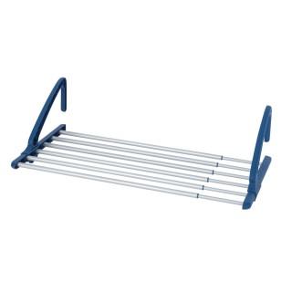 Séchoir pour balcon télescopique en aluminium