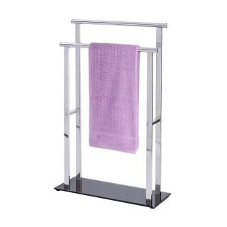Porte-serviettes et vêtement Lava - Gris