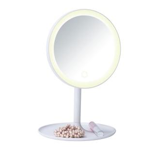 Miroir LED à poser Turro - Blanc