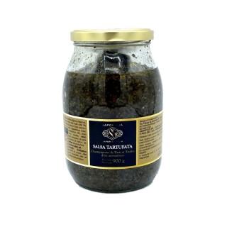 Salsa tartufata / sauce truffe d'été 5% - Sapori d'Italia - pot 900g