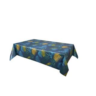 Toile cirée Biphil - 140 x 240 cm - Bleu